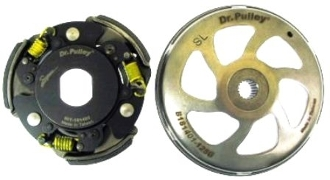 Dr. Pulley HiT Clutch (50 Degree) for150cc GY6 Motors