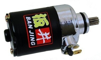 150cc HIGH TORQUE STARTER MOTOR FOR 150cc GY6 CHINESE SCOOTERS