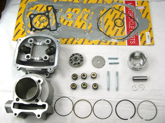 150CC ENGINE REBUILD KIT FOR CHINESE SCOOTERS WITH 150cc GY6
