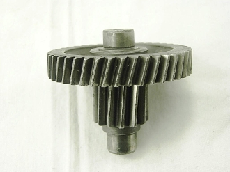 COUNTER SHAFT GEAR FOR SCOOTERS WITH 150cc GY6 MOTORS