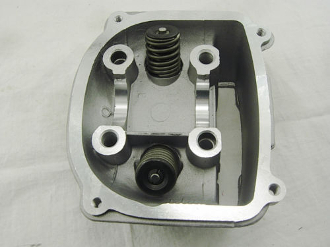 150cc CYLINDER HEAD WITH VALVES INSTALLED FOR SCOOTERS WITH GY6