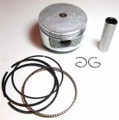 250cc PISTON AND RINGS FOR HONDA / CF MOTO LIQUID COOLED MOTORS
