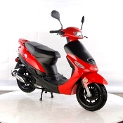 TAOTAO ATM50-A1 SCOOTER (RED) (THIS PRICE IS FOR LOCAL PICK UP)
