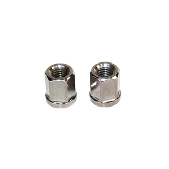 NCY Exhaust Pipe Nuts 6mm (Sold in Pairs)