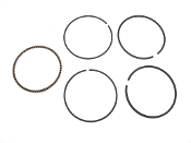 CG150cc RINGS FOR 162FMJ-5 for HONDA CLONES MOTORS