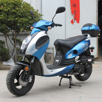 TAOTAO CY150-A VIP SCOOTER BLUE THIS PRICE IS FOR LOCAL PICK UP