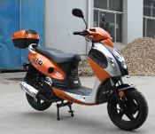 TAOTAO CY150A VIP SCOOTER ORANGE THIS PRICE IS FOR LOCAL PICK UP