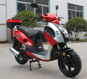 TAOTAO CY150-A VIP SCOOTER RED THIS PRICE IS FOR LOCAL PICK UP