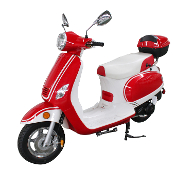 TAOTAO ROMAN 150CC SCOOTER RED THIS PRICE IS FOR LOCAL PICK UP