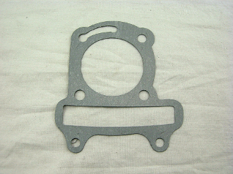 10-PACK 50cc CYLINDER GASKETS (39mm) FOR 50cc QMB139 MOTORS