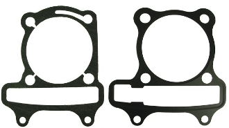 180cc CYLINDER GASKET SET FOR GY6 80.5mm DIAGONAL BOLT SPACING