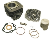 SSP-G 47mm Kymco 2-Stroke Air Cooled Big Bore Cylinder Kit