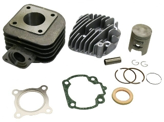 Hoca 39mm Kymco 2-Stroke Air Cooled Big Bore Cylinder Kit