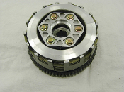 Clutch Assembly 6 column / 7plates for Honda clone CG250cc