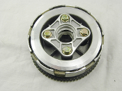 Clutch Assembly 4 column / 5 plates for Honda clone CG150cc