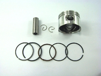 100cc PISTON and RINGS (50mm) FOR CHINESE SCOOTERS