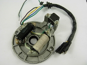 2-Coil Magneto Stator for 50-125cc Kick Start Dirt / Pit Bikes