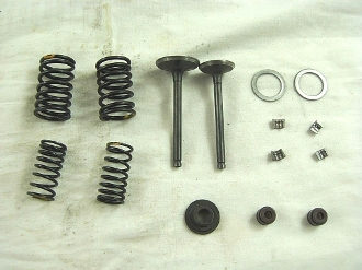 125cc VALVE KIT FOR CHINESE ATVS, AND DIRT / PIT BIKES (E-22)
