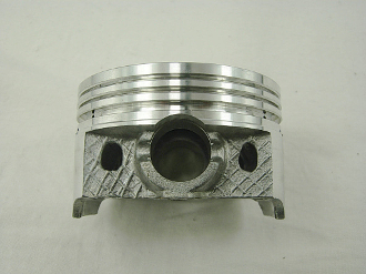 172cc PISTON (61mm) FOR CHINESE SCOOTERS WITH 180cc GY6 MOTORS