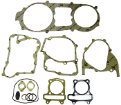 NCY 150cc GASKET KIT (LARGE) FOR SCOOTERS WITH 150cc 58.5mm BORE