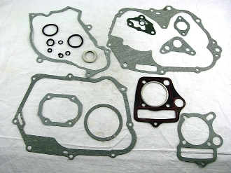 125cc GASKET KIT COMPLETE FOR CHINESE ATVS AND DIRT / PIT BIKES