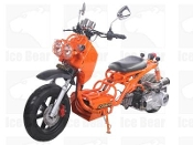 150cc MADDOG SCOOTER ORANGE THIS PRICE IS FOR LOCAL PICK UP