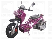 150cc MADDOG SCOOTER PURPLE THIS PRICE IS FOR LOCAL PICK UP