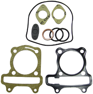 NCY 172cc GASKET KIT (SMALL) FOR SCOOTERS WITH 150cc 62mm BORE