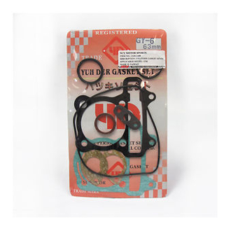 NCY 150cc GASKET KIT SMALL CARDFOR 150cc 58.5mm BORE GY6 MOTORS