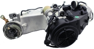 150cc 4-stroke GY6 Short-Case Engine