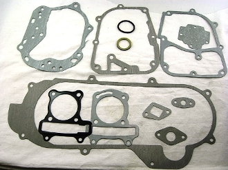 100cc GASKET KIT FOR SCOOTERS WITH (50mm BORE) QMB139 MOTORS