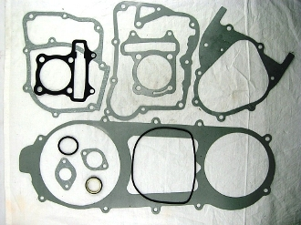 150cc GASKET KIT L FOR CHINESE SCOOTERS WITH 150cc GY6 57mm BORE