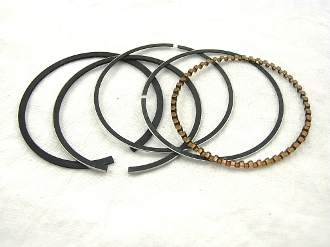 90cc PISTON RINGS FOR CHINESE ATVS, DIRT BIKES WITH E22 MOTOR