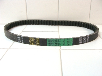 QINJIANG DRIVE BELT 729 X 17.7 X 30 FOR 50cc QMB139 LONG CASE
