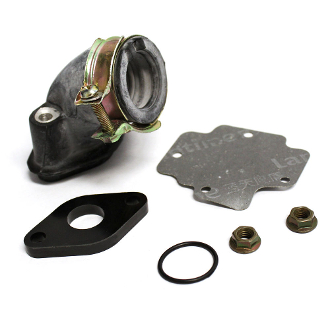 INTAKE MANIFOLD KIT FOR CHINESE SCOOTERS WITH 50cc QMB139 MOTORS