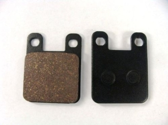 BRAKE PAD SET # 4 FOR 50cc AND 150cc CHINESE SCOOTERS