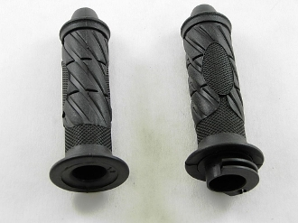 THROTTLE GRIP SET #1 FOR CHINESE SCOOTERS WITH 50cc/150cc MOTORS
