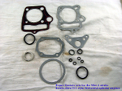 50cc GASKET KIT #1 FOR CHINESE ATVS, AND DIRT / PIT BIKES