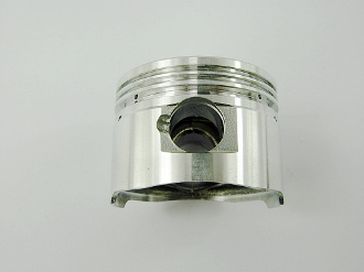 100CC PISTON (50mm) FOR CHINESE SCOOTERS WITH 100cc QMB139 MOTOR