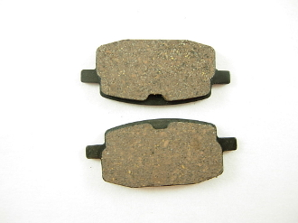 BRAKE PAD SET # 2 FOR 50cc AND 150cc CHINESE SCOOTERS