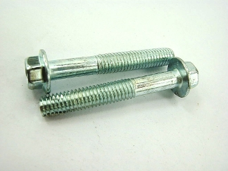 M6 x 40mm FLANGE BOLTS (4 PIECES) FOR CHINESE SCOOTERS AND ATVS