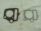 70cc / 90cc CYLINDER AND HEAD GASKET FOR CHINESE E-22 MOTORS