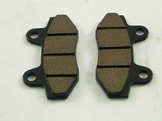 BRAKE PAD SET # 1 FOR 50cc AND 150cc CHINESE SCOOTERS