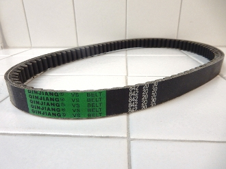 DRIVE BELT 842 X 20 X 30 FOR SCOOTERS WITH 150cc GY6 MOTOR