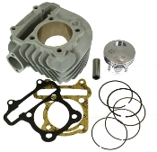Hoca 58.5mm 155cc GY6 Ceramic Big Bore Kit