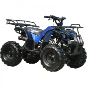 ATV-3125XR8-S / 125cc Semi Automatic (Blue)