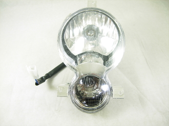 TAOTAO VIP 150cc FRONT HEADLIGHT ASSEMBLY