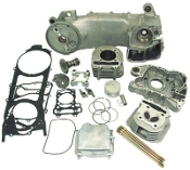 SSP-G 180cc Big Bore Power Kit for 150cc 4-Stroke GY6 Engines